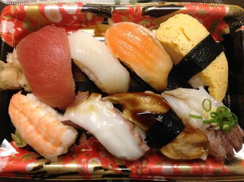 寿司199日元