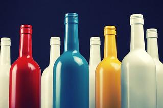 bottle city