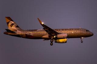 Etihad Airbus A320