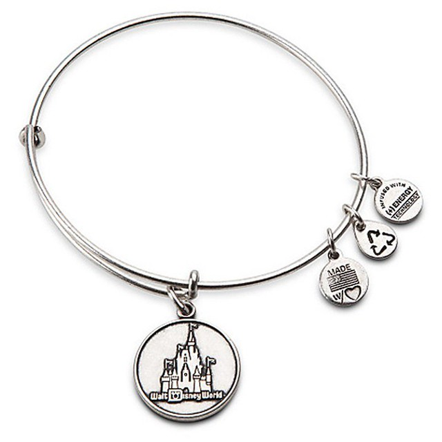 alex and ani disney world bracelet