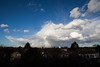 Cumulonimbus Cloud heading off 31 Mar 2015