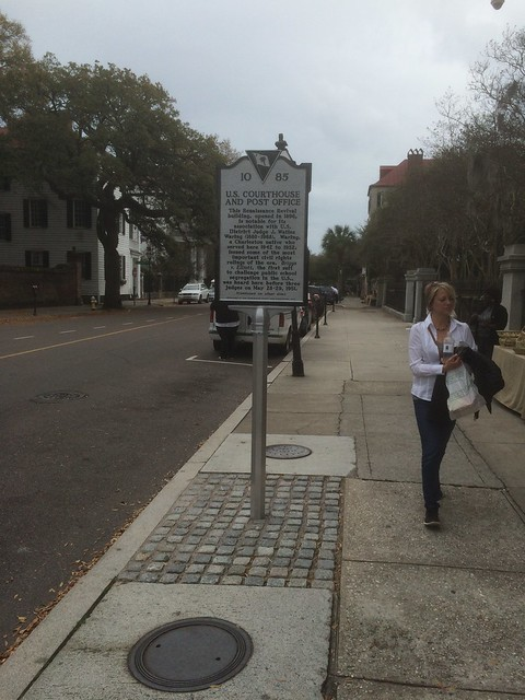South Carolina Historical Marker 10-85