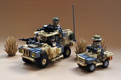 Aussie SAS patrol
