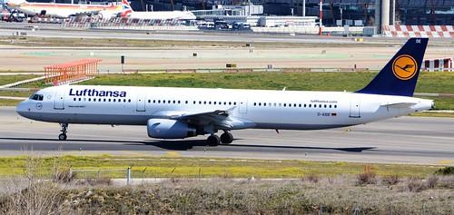 Lufthansa Airbus A321-231 D-AIDE