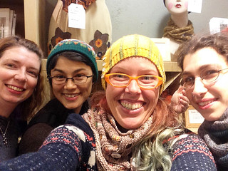 rose city yarn crawlers