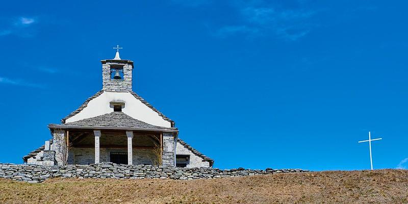 Church of Calascio - Centovalli