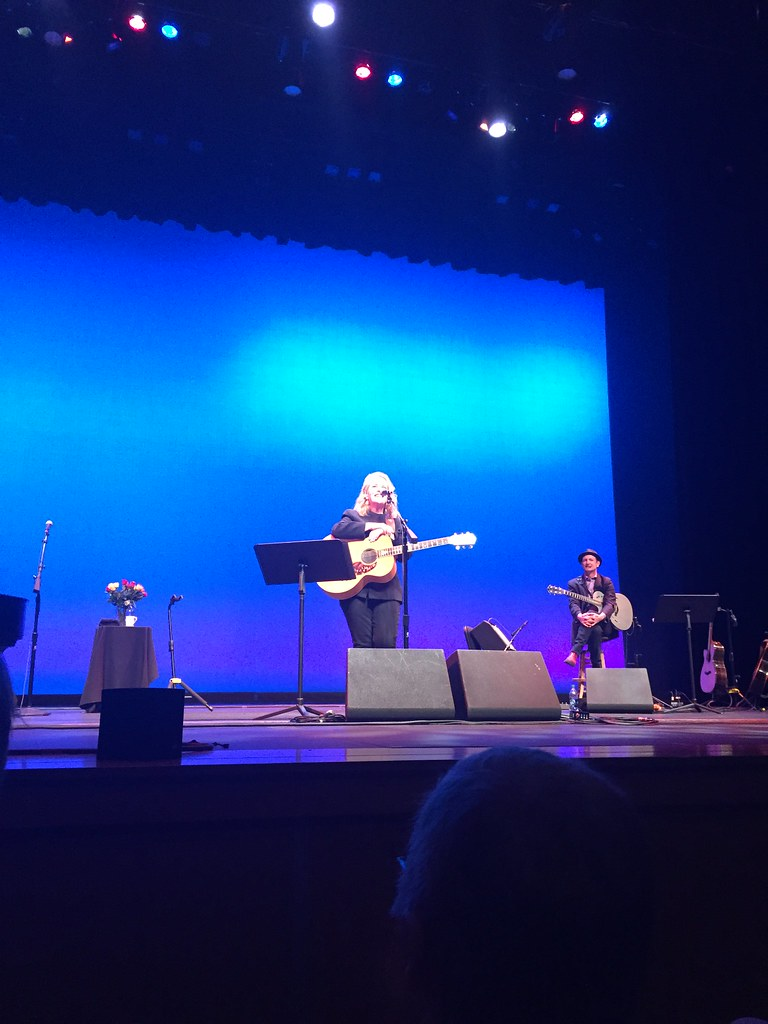 Mary Chapin Carpenter at OCCC
