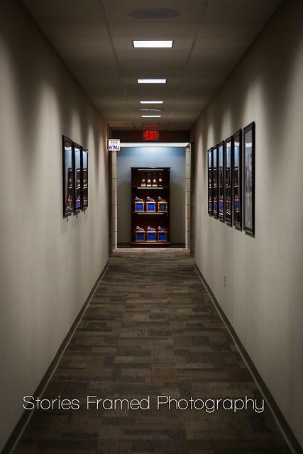 55. | wtmj hallway.