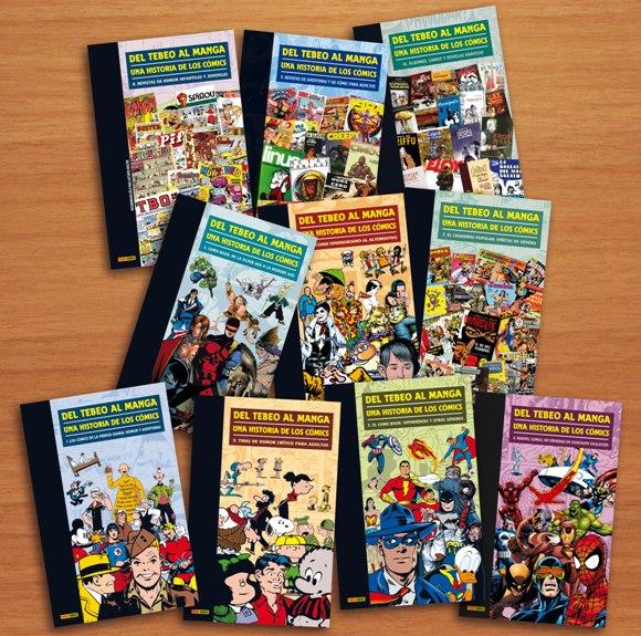 tebeo, comic, manga