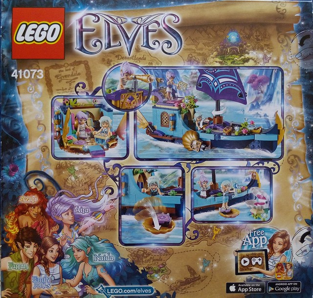 LEGO 41073 Elves - Box