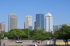 City of Tampa Skyline - Tampa Florida U.S.A.