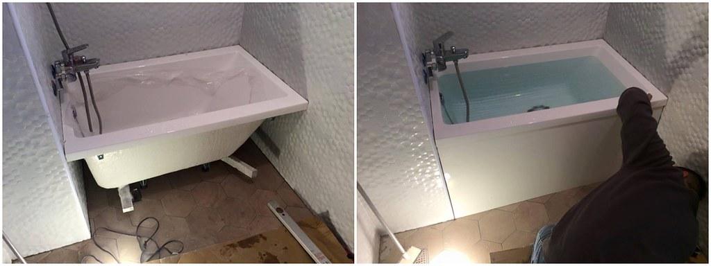 0.9坪浴室設計作品