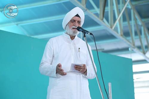 Punjabi poem by S.S. Nashila from Delhi