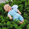 Is there anything sadder than a lost baby doll?
