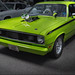 1970 Plymouth Duster (Vehicle Strobing) by *Ken Lane*