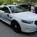 Small photo of Veterans Affairs Police Ford Interceptor