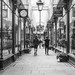 Arcades and alleyways by robkhoo