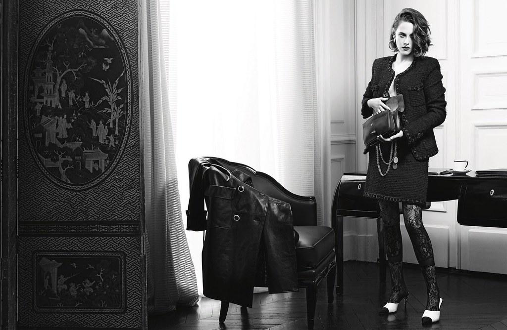 Кристен Стюарт — Фотосессия для «Chanel» 2016 – 6