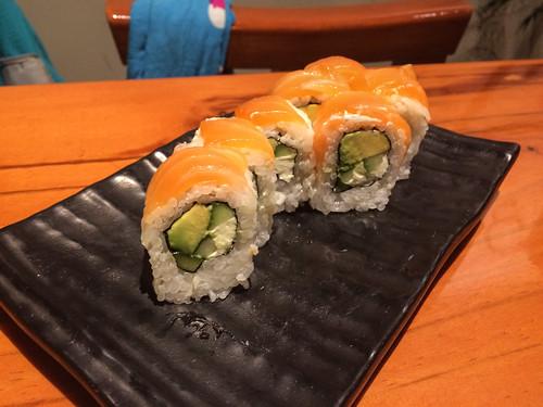 Lima: restaurant de sushis
