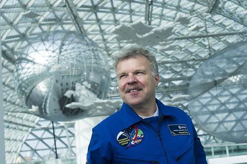 Reinhold Ewald, ESA Zukunft