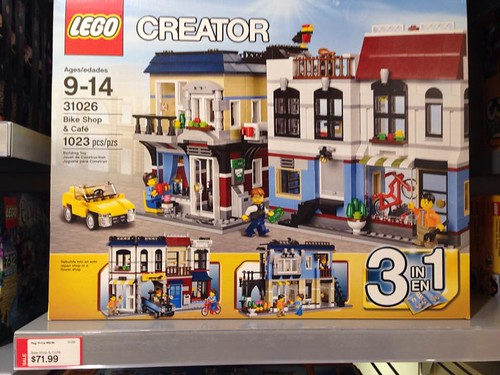 LEGO Store Sale