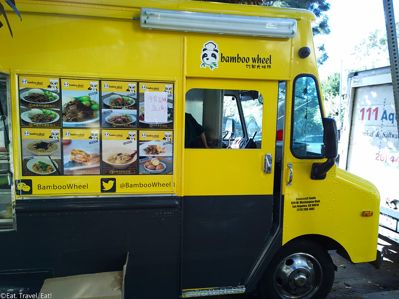 Bamboo Wheel Food Truck- Los Angeles (University Park), CA