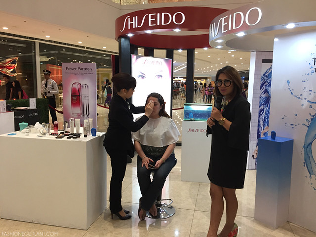 SHISEIDO 2ND INTERNATIONAL BEAUTY FAIR