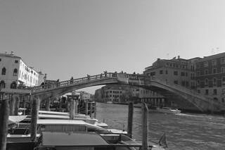 Venice - Ponte degli Scalzi