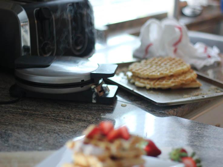 Brown Sugar Buttermilk Waffles 2 (1 of 1)