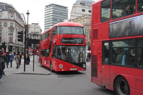 LT422 LTZ1422 New Routemaster
