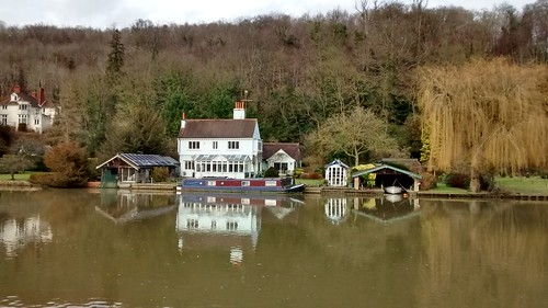 River Thames before Henley