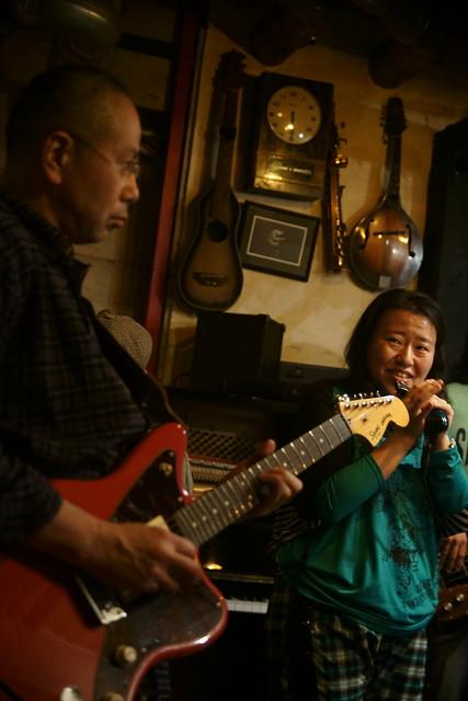 Apollo blues session, Tokyo, 16 Apr 2015. 015