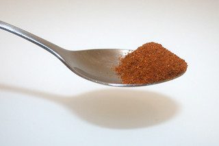 03 - Zutat Chili / Ingredient chili powder