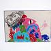 canetas de feltro s/ papel by GRÉC