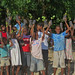 Children holding sea grapes by UNEP Disasters & Conflicts