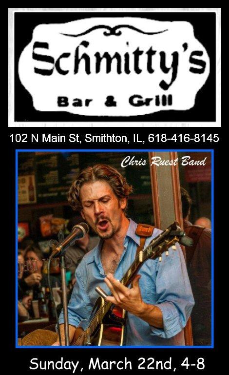 Schmitty's Bar & Grill 3-22-15