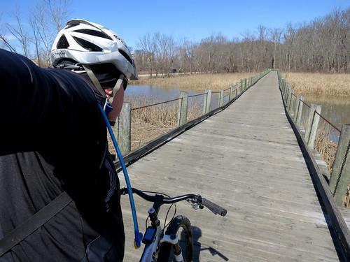 Bike 180 2015: Day 21 - Boardwalk Panda