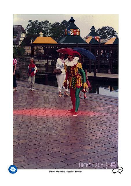 Wonderland - Atmosphere Performers #6