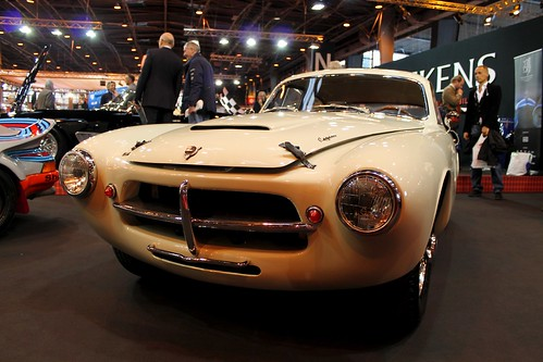 Pegaso Touring Berlinetta #0102.150.0156 1954