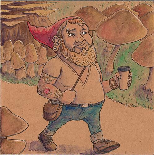 Strolling - Urban Gnomes