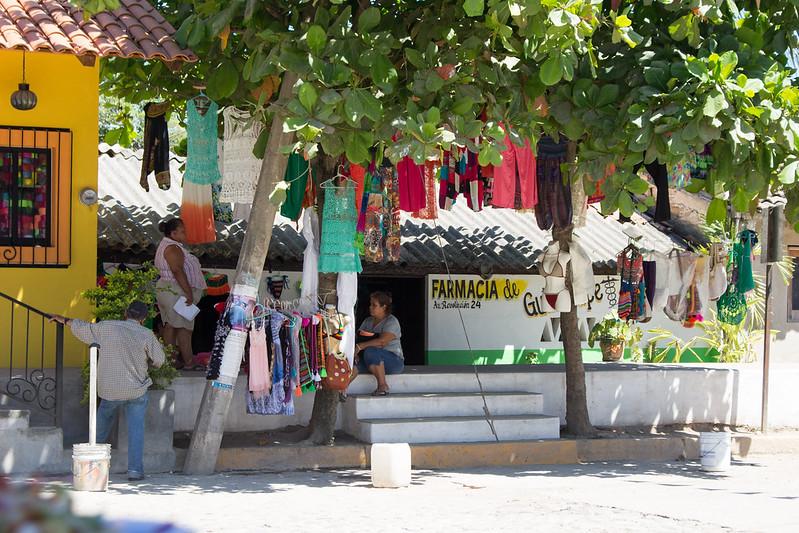 store front, Sayulita, Mexico