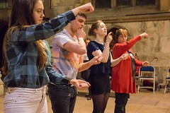 'In Fog and Falling Snow' cast workshop, 19 March (43)
