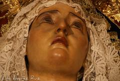 Besamanos - Virgen de la Quinta Angustia - Marzo 2015