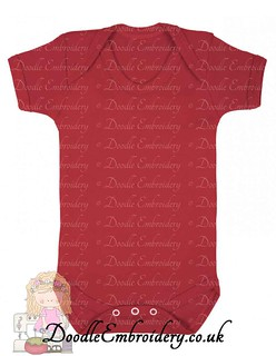 Body Suit - Red copy