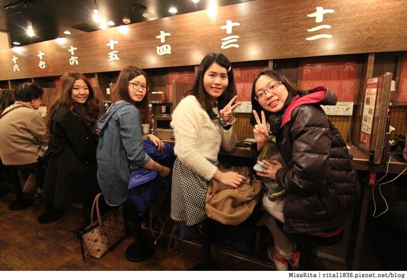 東京美食 日本拉麵 一蘭拉麵 新宿一蘭拉麵 日本必吃25