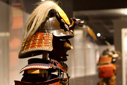Samurai at HMNS-4