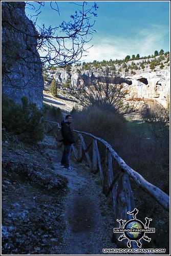 P.N. Cañón del río Lobos (Soria, España)