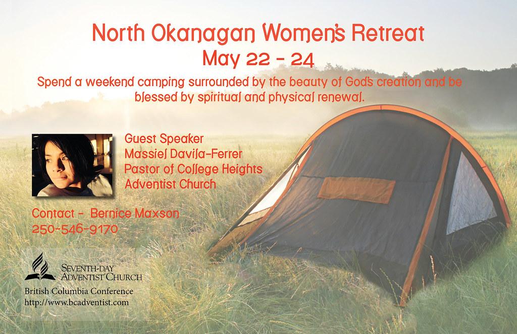 NORTH OKANAGAN WOMEN'S RETREAT