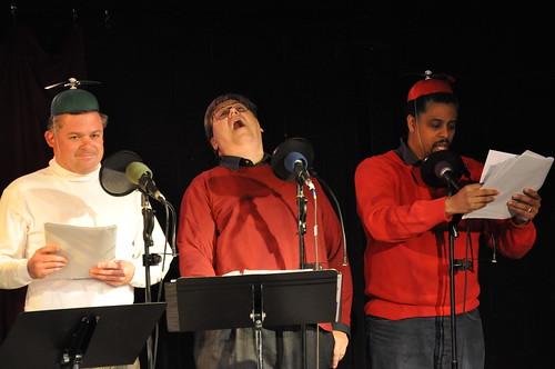 Brian Troxell, Daniel Kiernan, and Brian Phillips