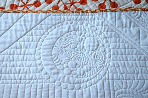 Longarm quilting by Krista Withers